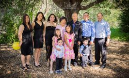 Easter photos with family and kids at Almaden Lake Park in San Jose with Sarah Delwood Photography