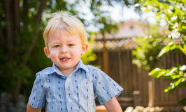 natural light baby boy 2 year old outdoor family portraits San Jose Sarah Delwood Photography