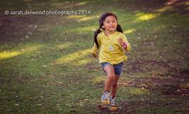 4 year old girl big sister natural light san jose park portraits Sarah Delwood Photography