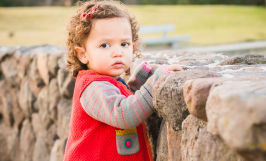 2 year old girl toddler natural light portraits Santa Clara Sarah Delwood Photography