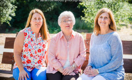 women family natural light adults girls portrait photography Sarah Delwood Photography