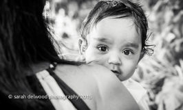 7 month old baby boy family portrait natural light Sarah Delwood Photography San Jose California