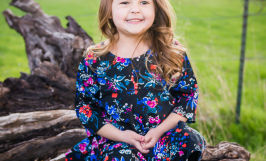 Family baby girl toddler natural light outdoor portrait san jose Sarah Delwood Photography