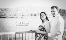 couples maternity pregnant outdoor natural light fremont portraits Sarah Delwood Photography