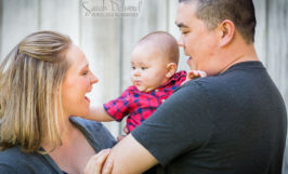 6 month old baby boy natural light portrait photography San Jose Sarah Delwood Photography